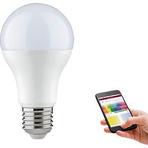 Smart Light, Lampe, E27, 9W, RGBW, Boyn, EEK A PAULMANN 50013