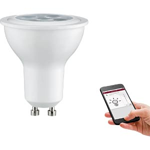 Smart Light, Spot, GU10, 5W, Warmweiß, Teen, EEK A+ PAULMANN 50014