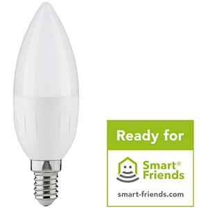 Smart Light, Kerze, E14, RGBW, EEK A+ PAULMANN 50057