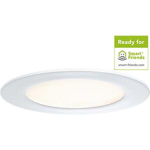 Smart Light, ZigBee, LED Einbaupanel More rund 7W, EEK A++ - A PAULMANN 50071