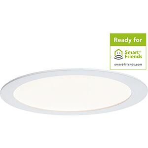 Smart Light, ZigBee, LED Einbaupanel More rund 12W, EEK A++ - A PAULMANN 50072