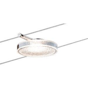 Smart Light, Seilsystem, DiscLED II 4x4W, EEK A++ - A PAULMANN 50110