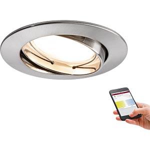 Smart Light, Einbauleuchte, Weiß, metall, 4,5 W PAULMANN 93843