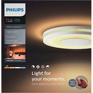Smart Light, Deckenleuchte, Hue Being, EEK A++ - A, weiß PHILIPS 32610/31/P7
