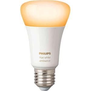 Smart Light, Lampe, E27, 9,5W, warmweiß, EEK A+ PHILIPS 8718696548738