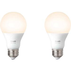 Smart Light, Lampe, E27, 9,5W, weiß, EEK A+, 2er Pack PHILIPS 8718696729113