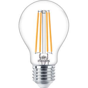 LED lamp E27, 7.2 W, 806 lm, 2700 K, filament PHILIPS 77329800