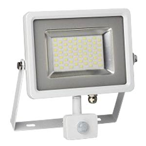 LED-Floodlight with motion sensor - 30 W, white 4500K V-TAC 5751