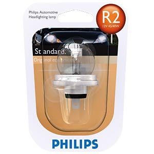Philips R2 - P45t-41, 45/40W, 12V PHILIPS 5543930