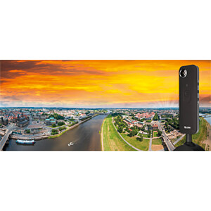 Action Cam, S I 360 Degree Kamera ROLLEI 40319