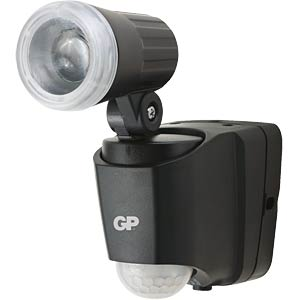 Single LED battery light with motion detector GP-BATTERIES SAFEGUARD2.1