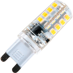 LED-Lampe G9, 3 W, 200 lm, 2900 K, dimmbar SCHIEFER LIGHTING 022325530