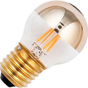 LED-Lampe E27, 4 W, 150 lm, 2200 K, Filament, dimmbar SCHIEFER LIGHTING L023881319