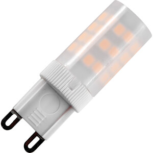 LED-Lampe G9, 3.5 W, 300 lm, 2700 K, dimmbar SCHIEFER LIGHTING L022352671