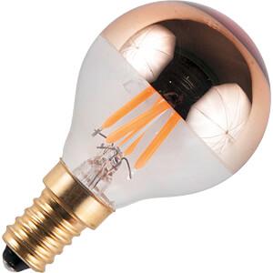 LED-Lampe E14, 4 W, 250 lm, 2500 K, Filament, dimmbar SCHIEFER LIGHTING LF023871312