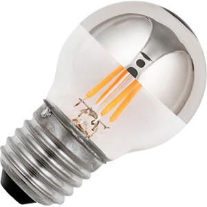 LED-Lampe E27, 4 W, 230 lm, 2500 K, Filament, dimmbar SCHIEFER LIGHTING L023880312