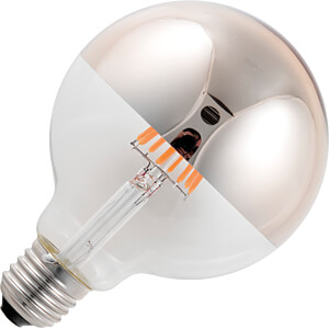 LED-Lampe E27, 6.5 W, 470 lm, 2500 K, Filament, dimmbar SCHIEFER LIGHTING LF023880822