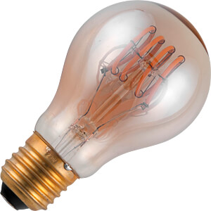 LED-Lampe E27, 4.5 W, 140 lm, 2200 K, Filament, dimmbar SCHIEFER LIGHTING LF023970305