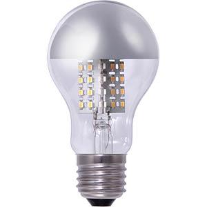 LED A60 Lampe, klar 4 W, Spiegelkopf, EEK A+ SEGULA 50369