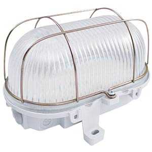 Oval LED light fixture, 9 W, EEC A, 3000 K SIKU 30515