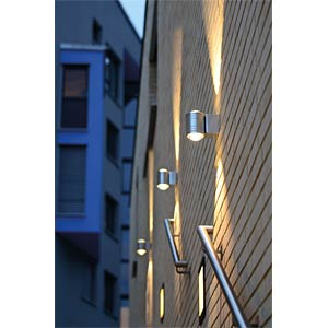 LED walllamp, stainless steel ECO LIGHT ST 5212