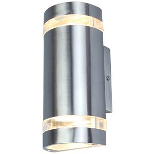 LED walllamp, stainless steel ECO LIGHT ST 6040 LED