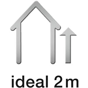Bewegungsmelder IS 180-2 edelstahl STEINEL 603618
