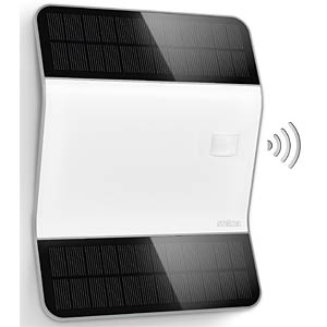 Outdoor sensor light XSOLAR L2-S silver STEINEL 007089
