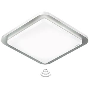Outdoor sensor light L 12 aluminium STEINEL 007928