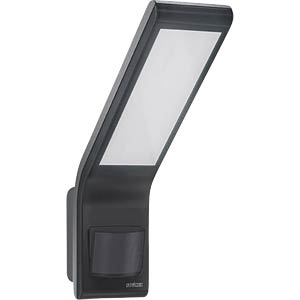 LED-Flutlicht, 10,5 W, 660 lm, 4000 K, anthrazit, IP44 STEINEL 012052