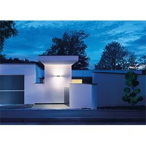 Außenleuchte L 810 LED iHF UP-/DOWNLIGHT silber, EEK A++ - A STEINEL 671310