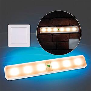 LED-Touch-Leuchte mit Funkschalter SMARTWARES 10.053.66