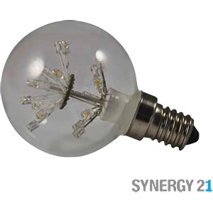 LED Retrofit E14 Sternlampe, EEK A++ SYNERGY 21 84983