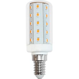 LED-Lampe E14, 4 W, 400 lm, 2200 K LEDMAXX T304E14