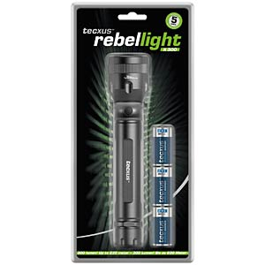 TECXUS Rebell Light X300, LED-Taschenlampe TECXUS 20129