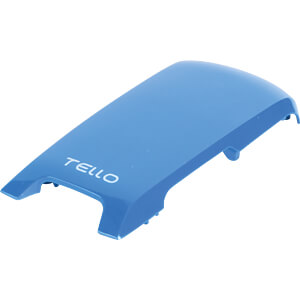Quadrocopter, Tello, Abdeckung, blau RYZE