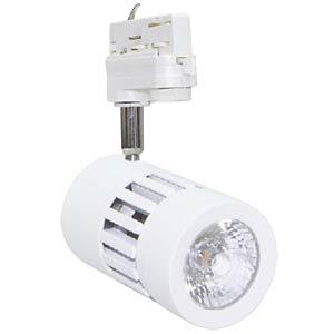 3-Phasen Strahler 8W 464lm, dimmbar, EEK A+ LED GALAXY TLW-3808D-930