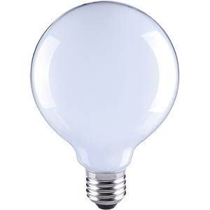 LED, globe, filament, soft white, 6 W, EEC A++ TELESOUND 37-82707