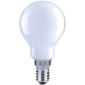 LED drop, filament, soft white, 2 W, EEC A++ TELESOUND 37-85402