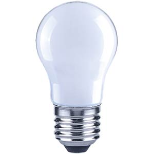 LED, globe, filament, soft white, 2 W, EEC A++ TELESOUND 37-85702
