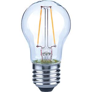 LED-Lampe E27, 2,5 W, 250 lm, 2700 K, Filament TELESOUND 37-35703