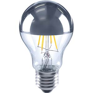 LED-Lampe E27, 5 W, 580 lm, 2700 K, Filament TELESOUND 37-36715