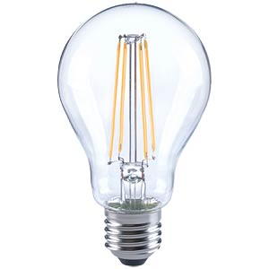 LED light bulb format, filament, 6 W, EEC A++ TELESOUND 37-36708