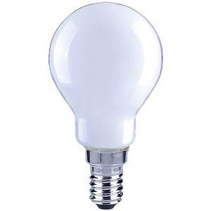 LED-Lampe E14, 4 W, 390 lm, 2700 K, Filament TELESOUND 37-85405