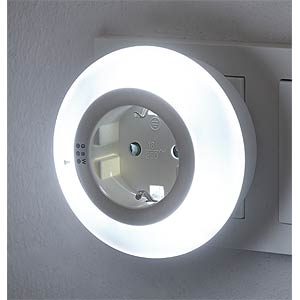 LED night light, colour changer TELESOUND 44-95031