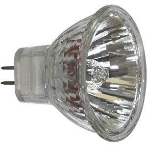Halogen-Reflektor Glas 35 mm 35/W GU 4 TELESOUND 49-15135