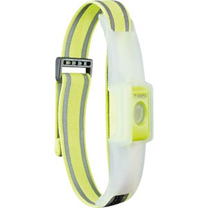 LED-Armband Outdoor Sports, 4 lm, gelb, 2x CR 2032 VARTA 16620