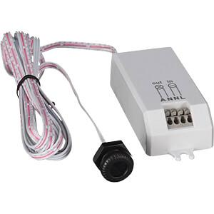 VEL EMS201 - Infrarot mini Einbau-Bewegungsmelder für kurze Distanz