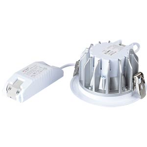 LED-COB-Einbaustrahler -  10 W, rund, warmweiß, EEK A+ V-TAC 1102