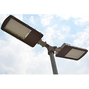 V-TAC LED Straßenleuchte 50 W, 120lm/W, 6000 K, EEK A++ V-TAC